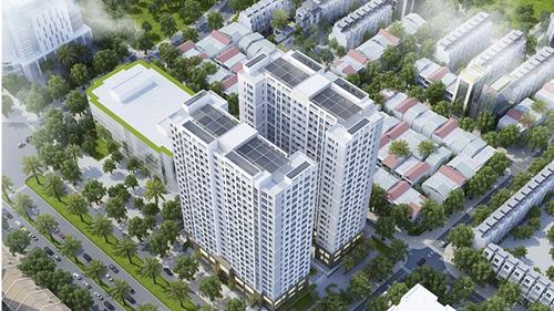 Những chung cư dưới 2 tỷ đồng tại quận Hoàng Mai
