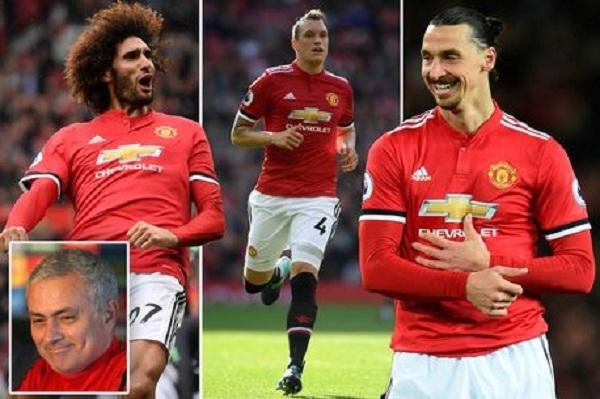 Conte phán MU không thắng Man City, Mourinho phản ứng lạ