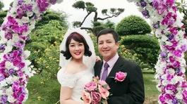 Xuất hiện ảnh cưới lãng mạn của Vân Dung và Chí Trung