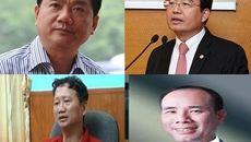 Lần giở những 'vết chàm' của ông Đinh La Thăng cùng các đồng phạm
