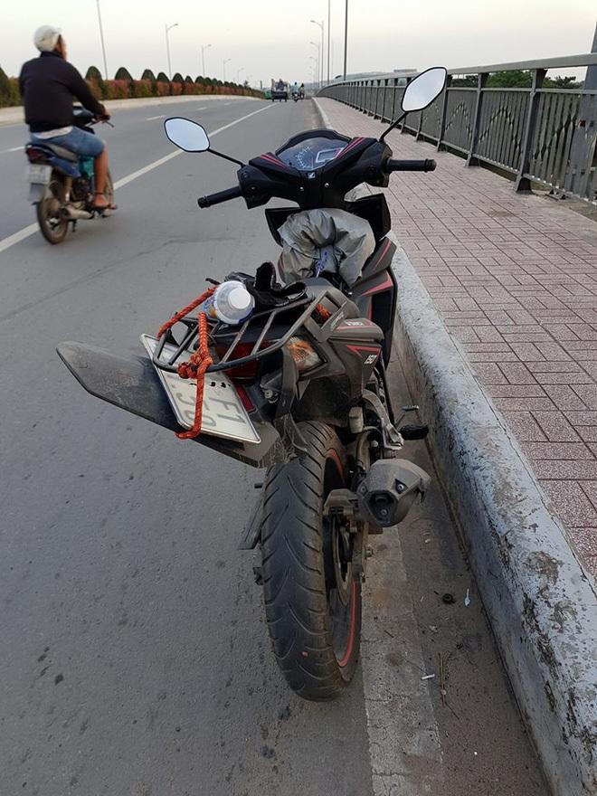 'Ninja xe tay ga' đâm người khác rồi đòi... tiền bồi thường