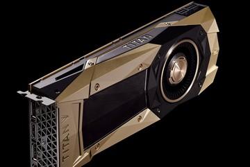 Nvidia ra mắt card đồ họa mạnh nhất mọi thời đại