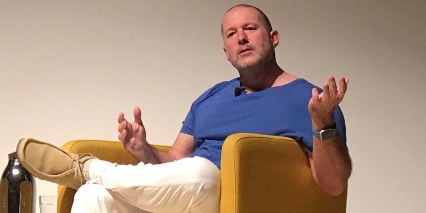 Apple,Jony Ive,iPhone X