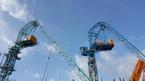 Tháo dỡ 2 cẩu tháp 'khủng' gãy gục trên dự án Panorama Nha Trang