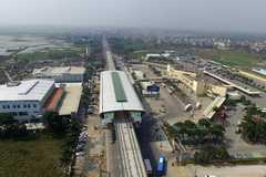 Đường sắt Cát Linh - Hà Đông tiếp tục chậm thêm 11 tháng