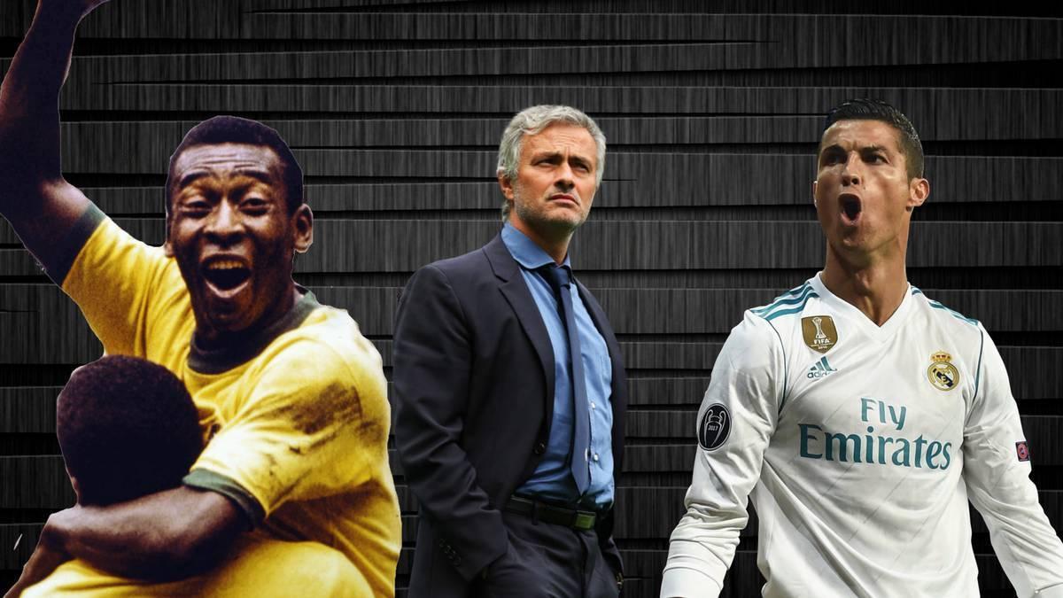 Mourinho nịnh Ronaldo, Real mua gấp Neymar
