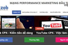 Ra mắt mạng marketing Minzob
