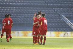 Video bàn thắng U23 Việt Nam 4-0 U23 Myanmar