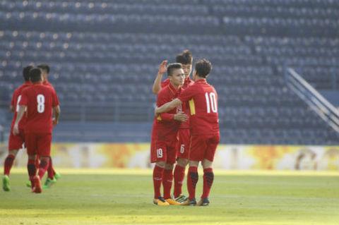 U23 Việt Nam 4-0 U23 Myanmar
