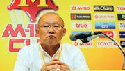 HLVParkHang Seo kéo U23 ViệtNamxuống mặt đất