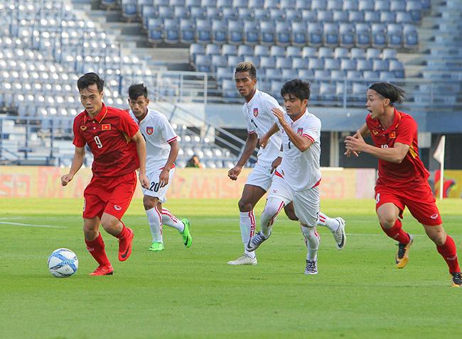 U23 Việt Nam thắng to: Điểm 10 trong sự tủm tỉm của thầy Park