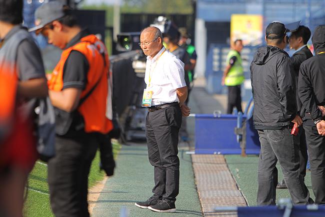 HLV Park Hang Seo,U23 Việt Nam,VCK U23 châu Á 2018