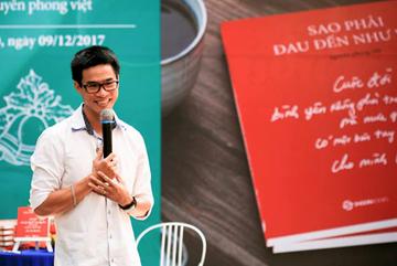 Nguyễn Phong Việt vẫn là nhà thơ trẻ đông fan nhất