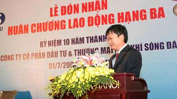 Hồ sơ em trai ông Đinh La Thăng vừa bị bắt