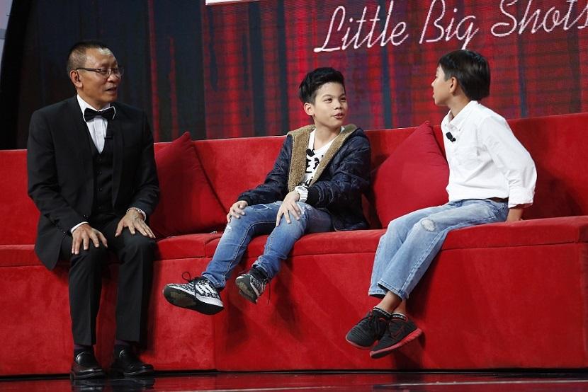 Lại Văn Sâm ngỡ ngàng trước cậu bé 10 tuổi thông thạo lịch sử