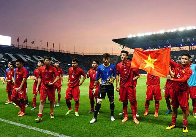 U23 Việt Nam,Công Phượng,HLV Park Hang Seo,M-150 Cup