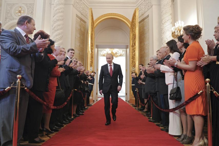 Tổng thông Putin,Nước Nga,tái tranh cử