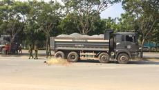 Đâm vào đuôi xe tải, 2 thanh niên chết thảm