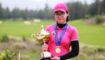Nữ golfer 14 tuổi đi vào lịch sử golf Việt Nam