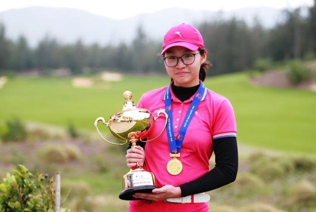 Đoàn Xuân Khuê Minh,Golf Việt Nam