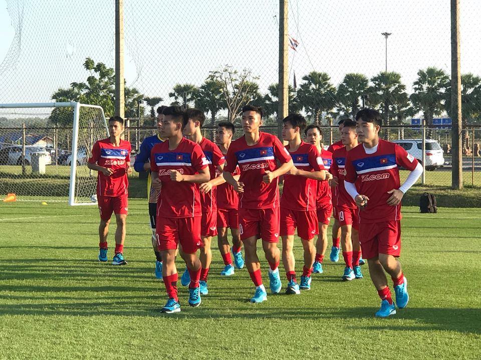 U23 Việt Nam,HLV Park Hang Seo,Văn Toàn,M-150 Cup