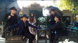 Cười sái hàm với 'Túy dương' theo phong cách bến Thượng Hải của ông bố trẻ