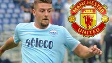 MU phá kỷ lục mua Milinkovic-Savic, Conte giương cờ trắng