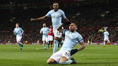 Video bàn thắng MU 1-2 Man City