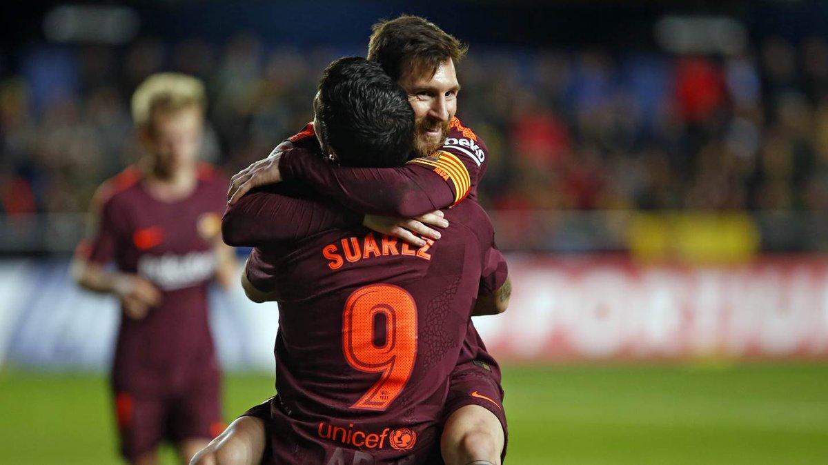 Messi lập công, Barca xây chắc ngôi đầu