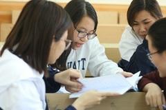 Dự thảo môn Tiếng Hàn chương trình giáo dục phổ thông mới