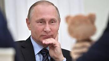 """Tổng thống Putin tái tranh cử: """"Thuyền trưởng bất khả chiến bại"""""""
