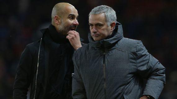 Mourinho đổ lỗi trọng tài, Pep nhắn cần gì phải thế!