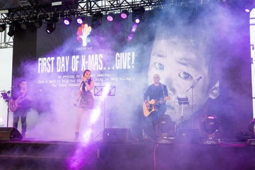 Quỹ thiện nguyện Coco Heart: Trao yêu thương đầu mùa Giáng sinh