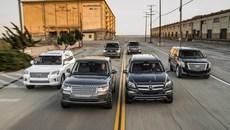 14 chiếc SUV đắt nhất thế giới năm 2017