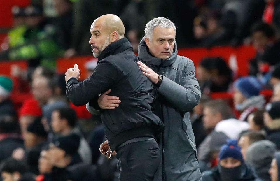 Mourinho,MU,Lukaku,Man City,Derby Manchester