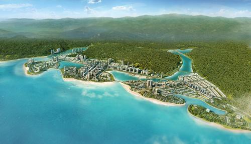 Nâng 'chất' khu đô thị Halong Marina