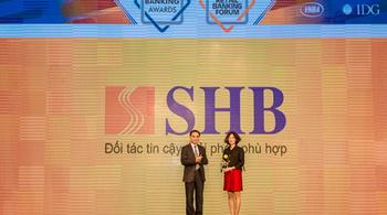 SHB - Ngân hàng an ninh thông tin tiêu biểu năm 2017