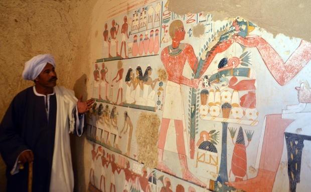 Khảo cổ,Ai Cập,Xác ướp,Chuyện lạ