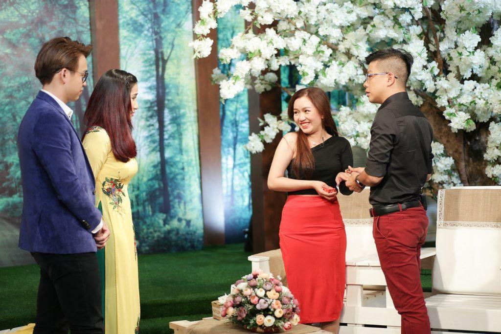 Yêu là cưới,MC Cát Tường,MC Quang Bảo,Tình yêu,Hôn nhân