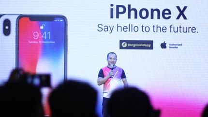 Apple đang tiến vào, chờ iPhone sản xuất tại Việt Nam