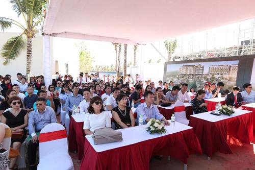 Khai trương biệt thự mẫu Regent Residences Phu Quoc
