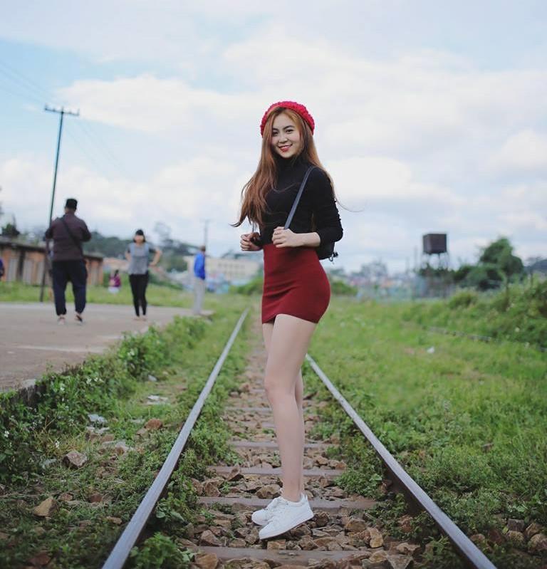 Sài Gòn,Hot girl,Ngọc Trinh
