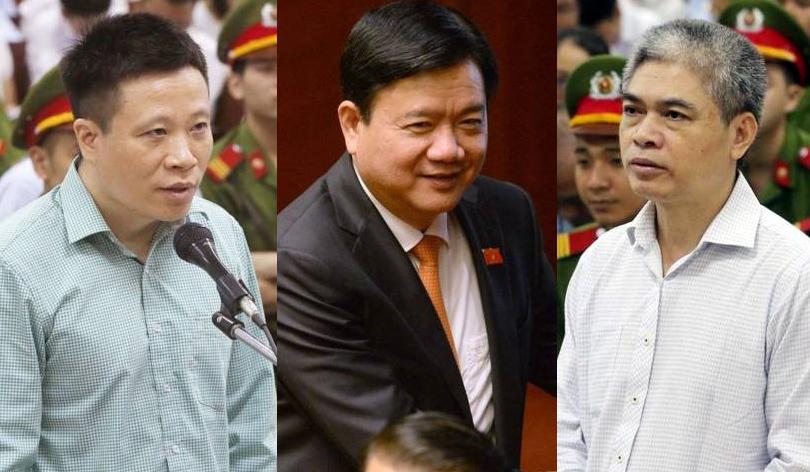 Ông Đinh La Thăng và em trai bị bắt, cả loạt 'đồng nghiệp'  tra còng