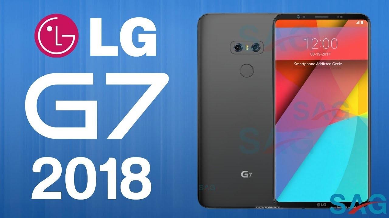LG G7 sẽ có tính năng bảo mật bằng mống mắt