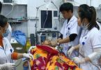 Sập lan can trường tiểu học, 13 HS nhập viện cấp cứu
