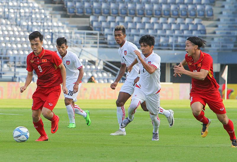 U23 ViệtNamvs U23Uzbekistan:Chờ đấy, thầy Park ra chiêu mới