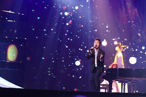 MC Long Vũ tái xuất trong chương trình đặc biệt của VTV