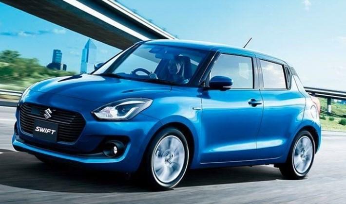 Bộ ô tô Suzuki Swifts giá rẻ chỉ từ 170 triệu