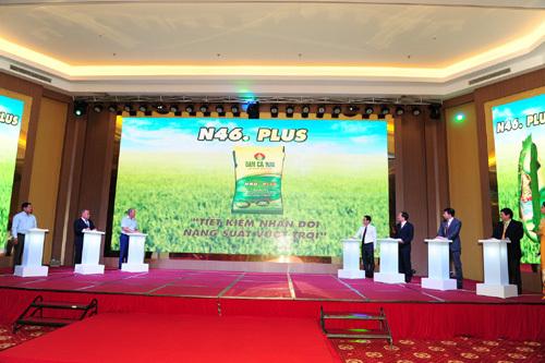 Phân bón công nghệ cao lần đầu có mặt tại Việt Nam