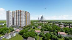 Trả trước 140 triệu, sở hữu căn hộ TP.HCM gần trạm metro0